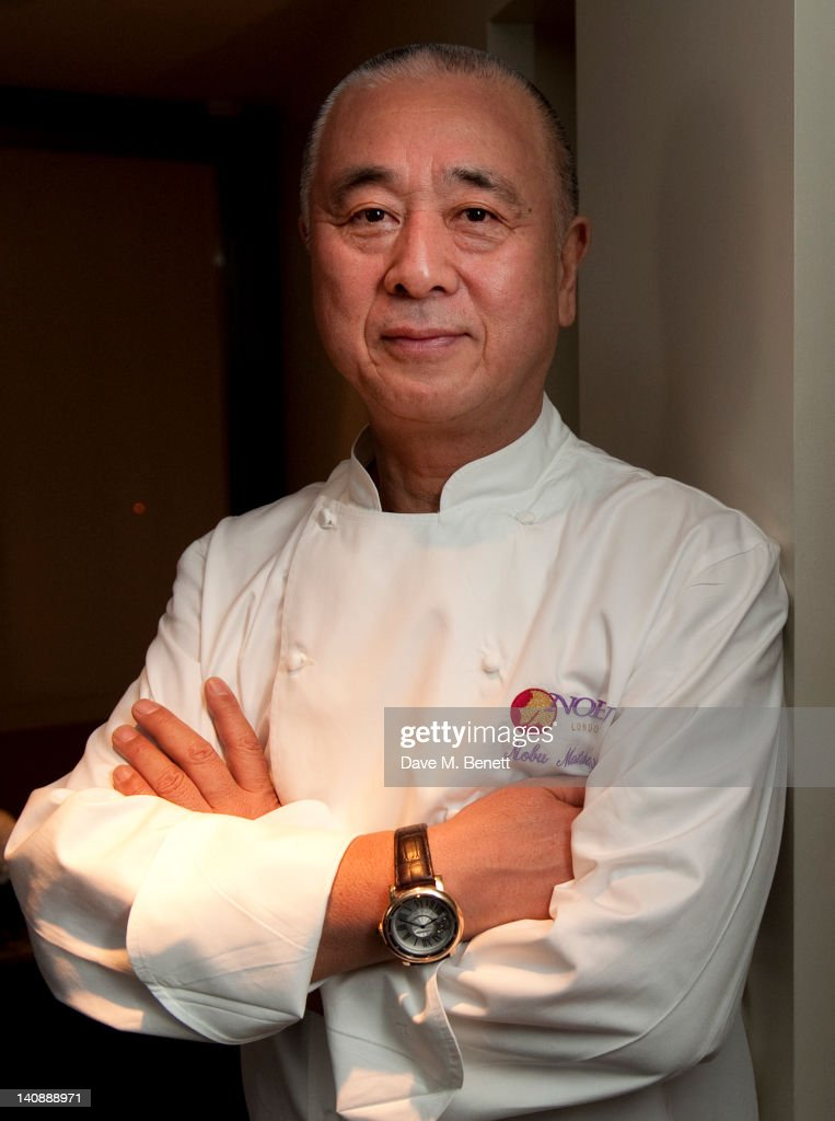 Nobuyuki Matsuhisa attends a party to celebrate Nobu London restaurant's 15th anniversary at the Met Bar on March 07, 2012 in London, England.