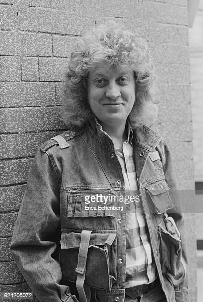 Noddy Holder of Slade portrait London United Kingdom 1984