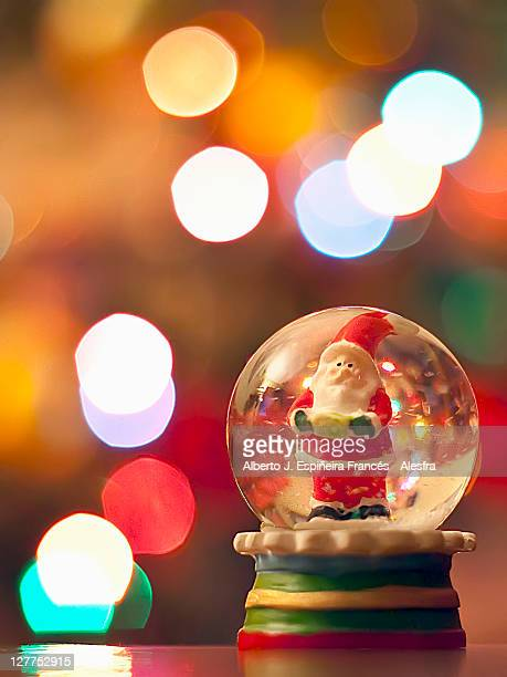 Noel ball and bokeh
