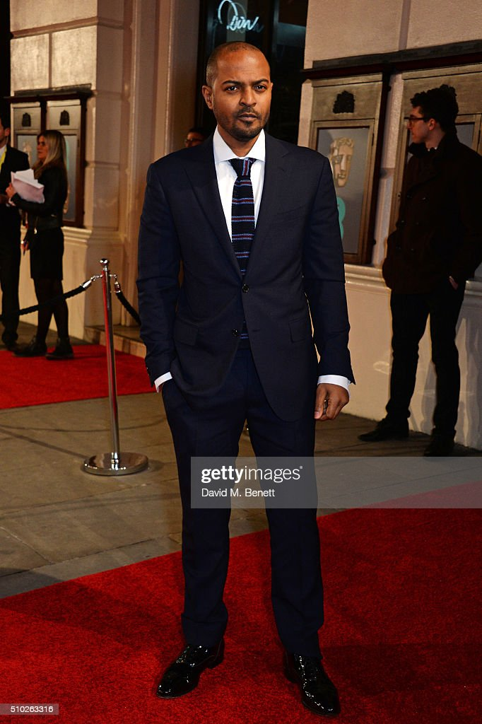 <a gi-track='captionPersonalityLinkClicked' href=/galleries/search?phrase=Noel+Clarke&family=editorial&specificpeople=834931 ng-click='$event.stopPropagation()'>Noel Clarke</a> attends the EE British Academy Film Awards at The Royal Opera House on February 14, 2016 in London, England.