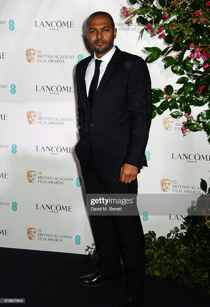 <a gi-track='captionPersonalityLinkClicked' href=/galleries/search?phrase=Noel+Clarke&family=editorial&specificpeople=834931 ng-click='$event.stopPropagation()'>Noel Clarke</a> attends the Lancome BAFTA nominees party at Kensington Palace on February 13, 2016 in London, England.