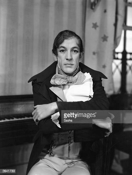 Noel Coward in 'Conservation Piece' at His Majesty's Theatre