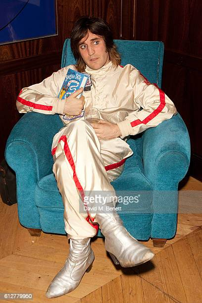 Noel Fielding attends the launch of new book 'The Mice Who Sing For Sex And Other Weird Tales From The World Of Science' by Lliana Bird and Dr Jack...