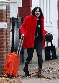 London Celebrity Sightings -  November 22, 2017