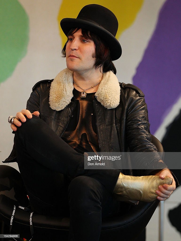 Noel Fieldinglooks on during the 'Just For Laughs' Sydney Media Call at Sydney Opera House on October 18, 2012 in Sydney, Australia.