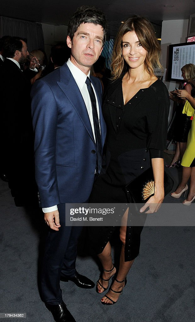 <a gi-track='captionPersonalityLinkClicked' href=/galleries/search?phrase=Noel+Gallagher&family=editorial&specificpeople=209146 ng-click='$event.stopPropagation()'>Noel Gallagher</a> (L) and Sara Macdonald arrive at the GQ Men of the Year awards at The Royal Opera House on September 3, 2013 in London, England.