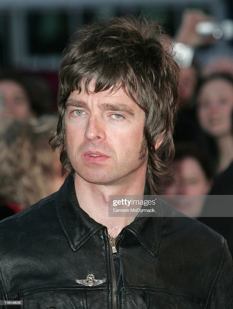 Noel Gallagher at the Earl's Court in London, United Kingdom.