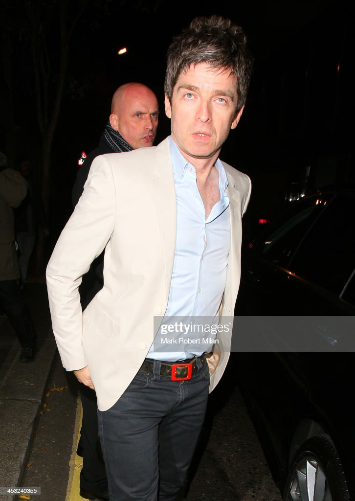 <a gi-track='captionPersonalityLinkClicked' href=/galleries/search?phrase=Noel+Gallagher&family=editorial&specificpeople=209146 ng-click='$event.stopPropagation()'>Noel Gallagher</a> at the Playboy club on December 2, 2013 in London, England.