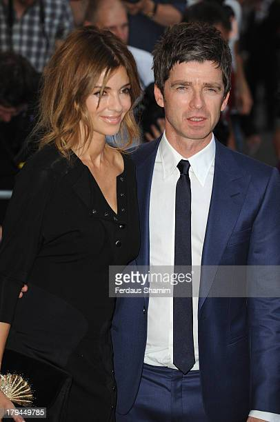 Noel Gallagher attends the GQ Men of the Year awards at The Royal Opera House on September 3 2013 in London England