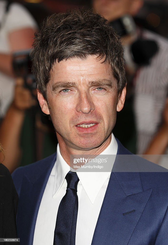Noel Gallagher attends the GQ Men of the Year awards at The Royal Opera House on September 3, 2013 in London, England.