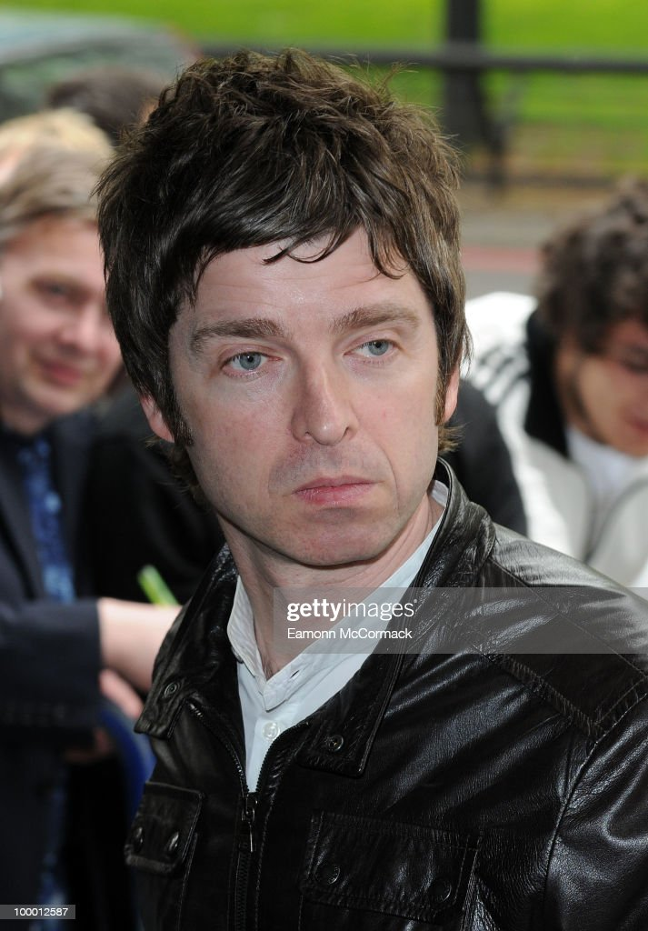 Noel Gallagher attends the Ivor Novello Awards at Grosvenor House, on May 20, 2010 in London, England.