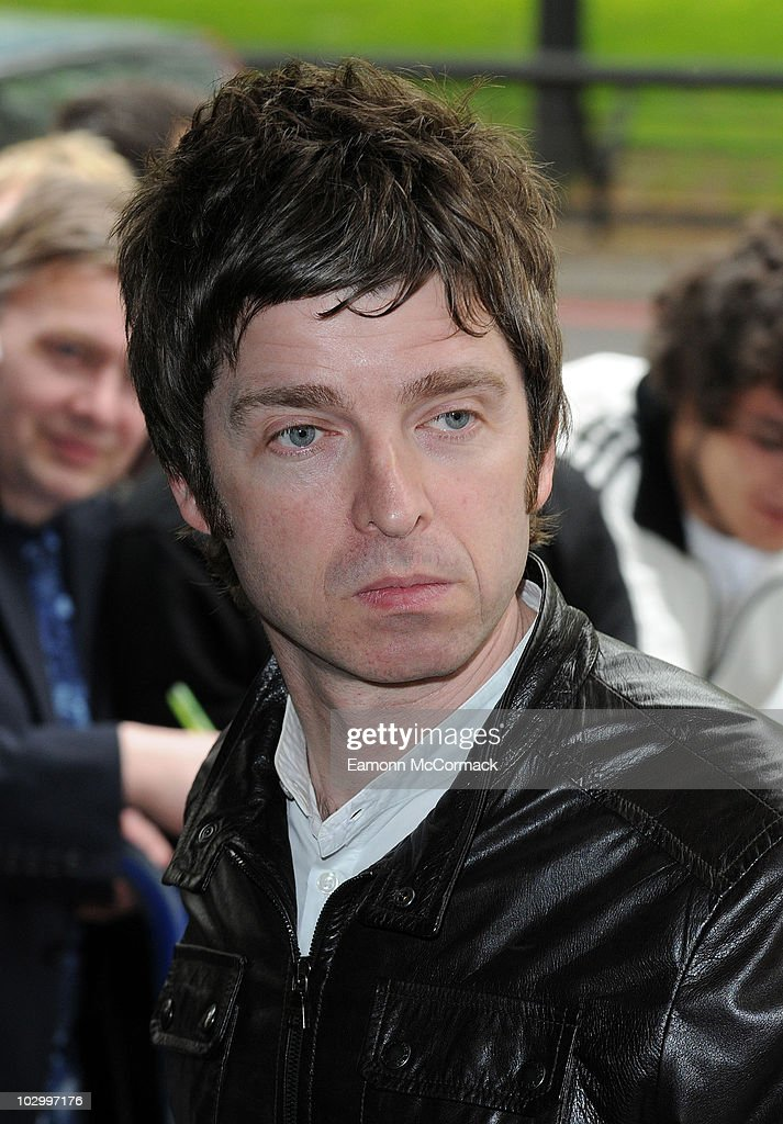 Noel Gallagher attends the Ivor Novello Awards at Grosvenor House on May 20 2010 in London England