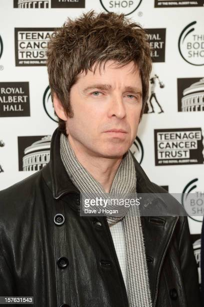 Noel Gallagher attends the press conference to announce the line up for Teenage Cancer Trust 2013 at Royal Albert Hall on December 5 2012 in London...