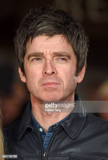Noel Gallagher attends the UK Film Premiere of 'Burnt' at Vue West End on October 28 2015 in London England