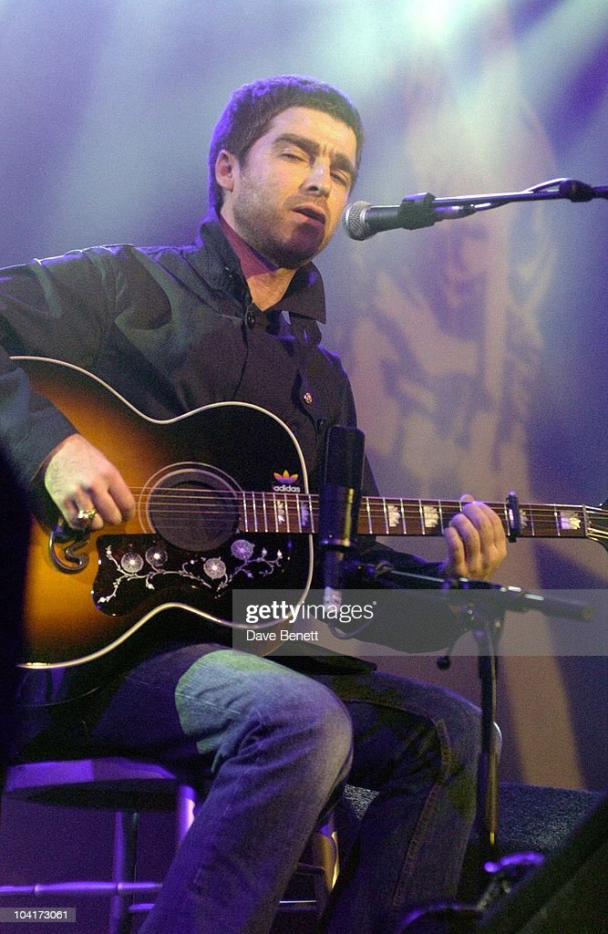 Noel Gallagher, Nme Carling Awards 2003, At Po Na Na, Hammersmith, London