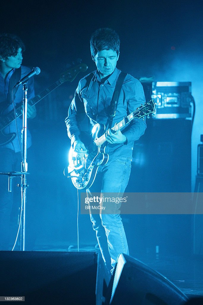 <a gi-track='captionPersonalityLinkClicked' href=/galleries/search?phrase=Noel+Gallagher&family=editorial&specificpeople=209146 ng-click='$event.stopPropagation()'>Noel Gallagher</a> of <a gi-track='captionPersonalityLinkClicked' href=/galleries/search?phrase=Noel+Gallagher&family=editorial&specificpeople=209146 ng-click='$event.stopPropagation()'>Noel Gallagher</a>'s High Flying Birds performs at the Academy of Music November 11, 2011 in Philadelphia, Pennsylvania.