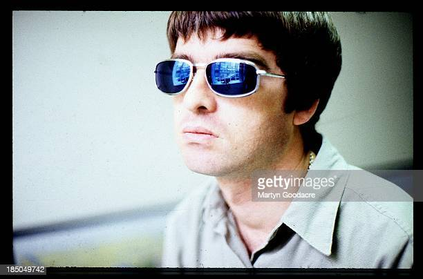 Noel Gallagher of Oasis portrait London United Kingdom 1995