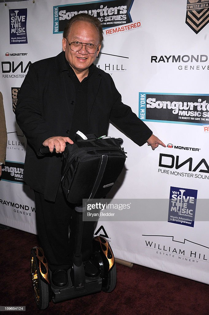 Noel Lee attends VH1 Save The Music Foundation's Songwriters Music Series Remix featuring Swizz Beatz & Friends, presented by Monster DNA Headphones & William Hill Estate Winery at Hard Rock Cafe New York on January 17, 2013 in New York City.