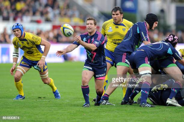 Noel OELSCHIG Clermont Auvergne / Stade Francais 11eme journee de Top14 Stade Marcel Michelin Clermont