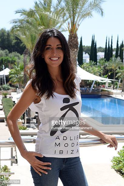 Noelia Lopez attends Adlib Fashion Show on June 8 2014 in Ibiza Spain