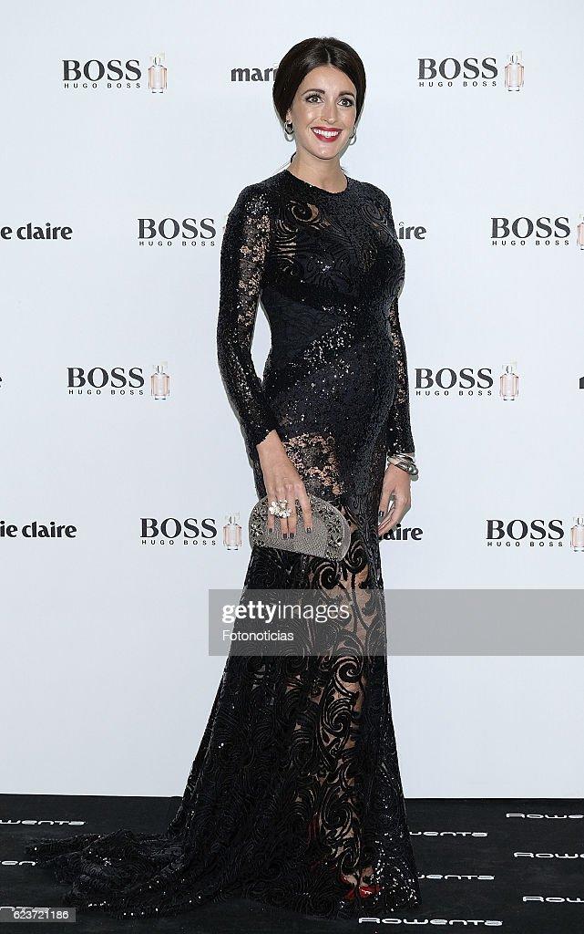 'Marie Claire Prix De La Moda' Awards in Madrid