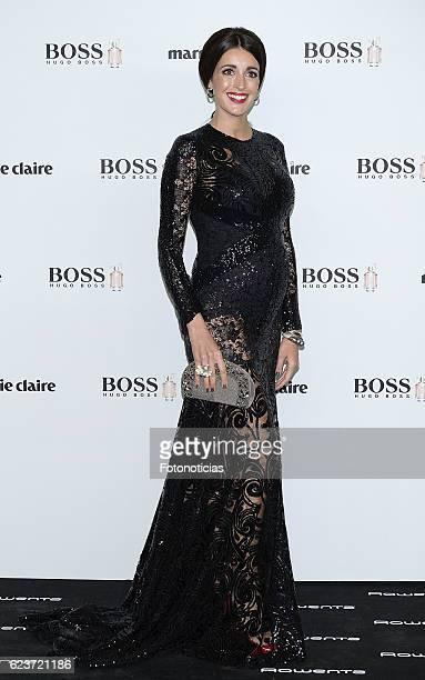 Noelia Lopez attends the 'Marie Claire Prix De La Moda' awards at Florida Retiro on November 16 2016 in Madrid Spain