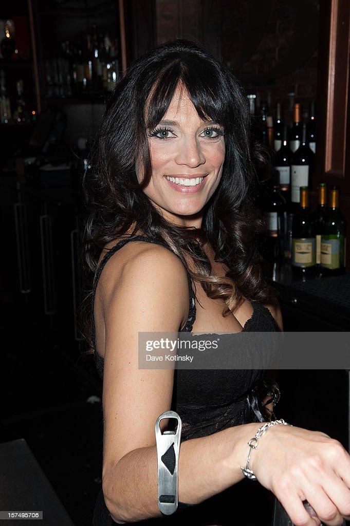 Noelle Brescia at The Bottagra on December 3, 2012 in Hawthorne, New Jersey.