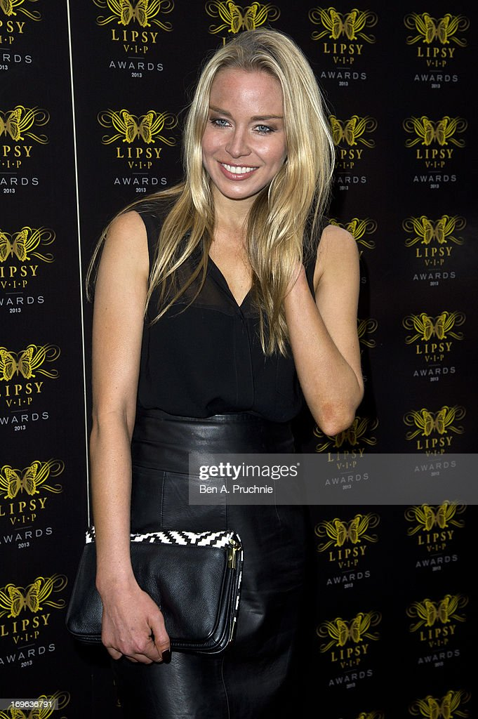 Noelle Reno attends the Lipsy VIP Fashion Awards 2013 at Dstrkt on May 29, 2013 in London, England.