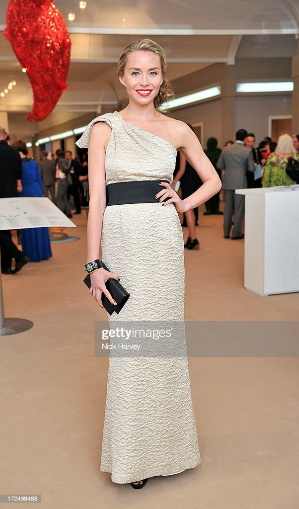 Noelle Reno attends the Masterpiece Midsummer Party in aid of Marie Curie at The Royal Hospital Chelsea on July 2, 2013 in London, England.