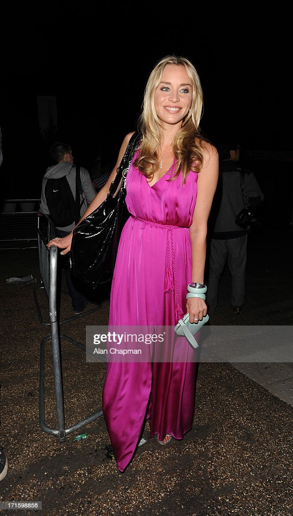 <a gi-track='captionPersonalityLinkClicked' href=/galleries/search?phrase=Noelle+Reno&family=editorial&specificpeople=584916 ng-click='$event.stopPropagation()'>Noelle Reno</a> sighting leaving the Serpentine Summer Party on June 26, 2013 in London, England.