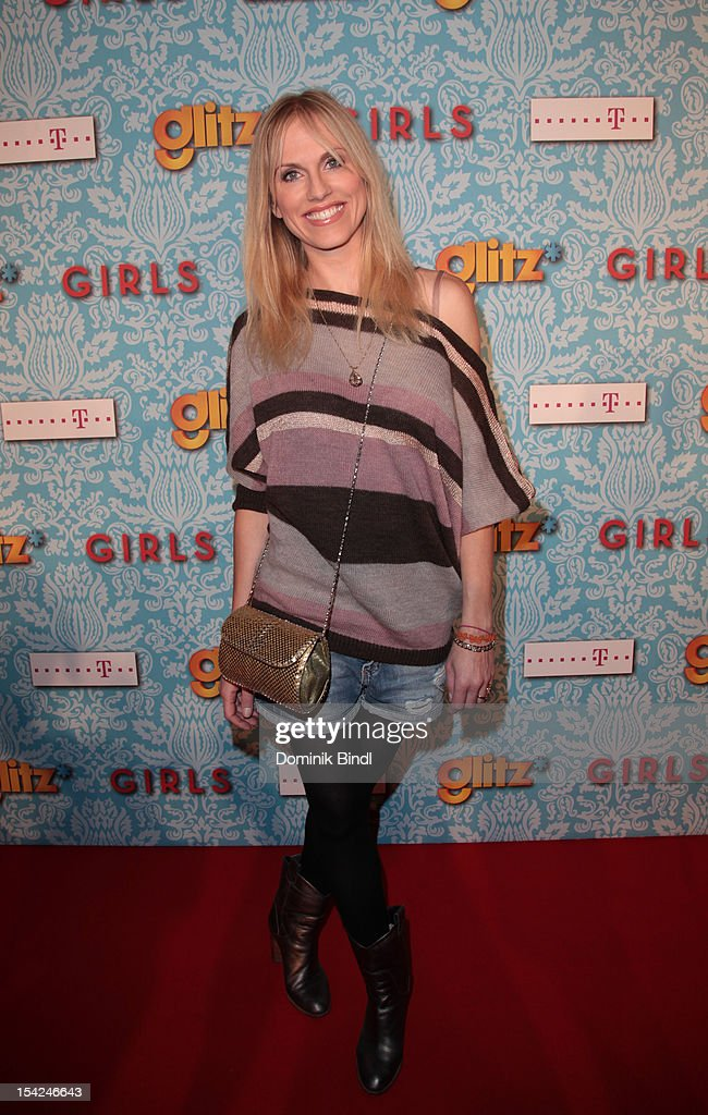 Noemi Matsutani attends 'Girls' preview event of TV channel glitz* at Hotel Bayerischer Hof on October 16, 2012 in Munich, Germany. The series premieres on October 17, 2012 (every Wednesday at 9:10 pm on glitz*).