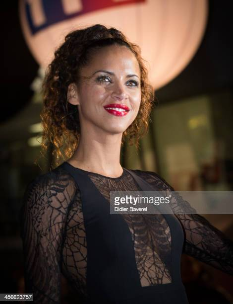 Noemie Lenoir attends the 15th NRJ Music Awards at Palais des Festivals on December 14 2013 in Cannes France