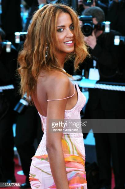 Noemie Lenoir during 2004 Cannes Film Festival 'The Life and Death of Peter Sellers' Premiere in Cannes France