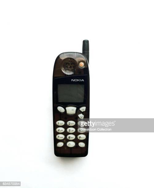 A Nokia 5190 Cell Phone produced circa 1998