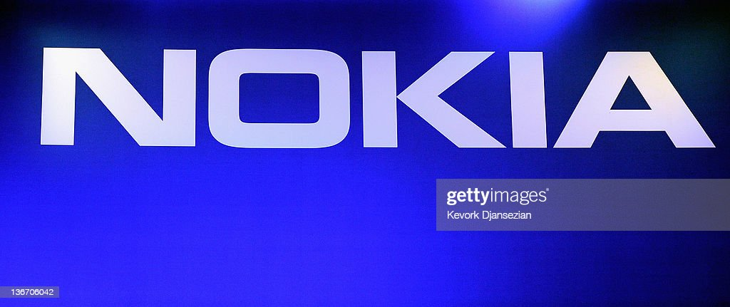 Nokia signage is displayed at the 2012 International Consumer Electronics Show at the Las Vegas Convention Center January 10, 2012 in Las Vegas, Nevada. CES, the world's largest annual consumer technology trade show, runs through January 13 and is expected to feature 2,700 exhibitors showing off their latest products and services to about 140,000 attendees.