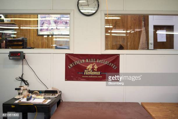 0a719734892 Inside The Nokona Manufacturing Facility AS Little Baseball-Glove Maker  Refuses To Die