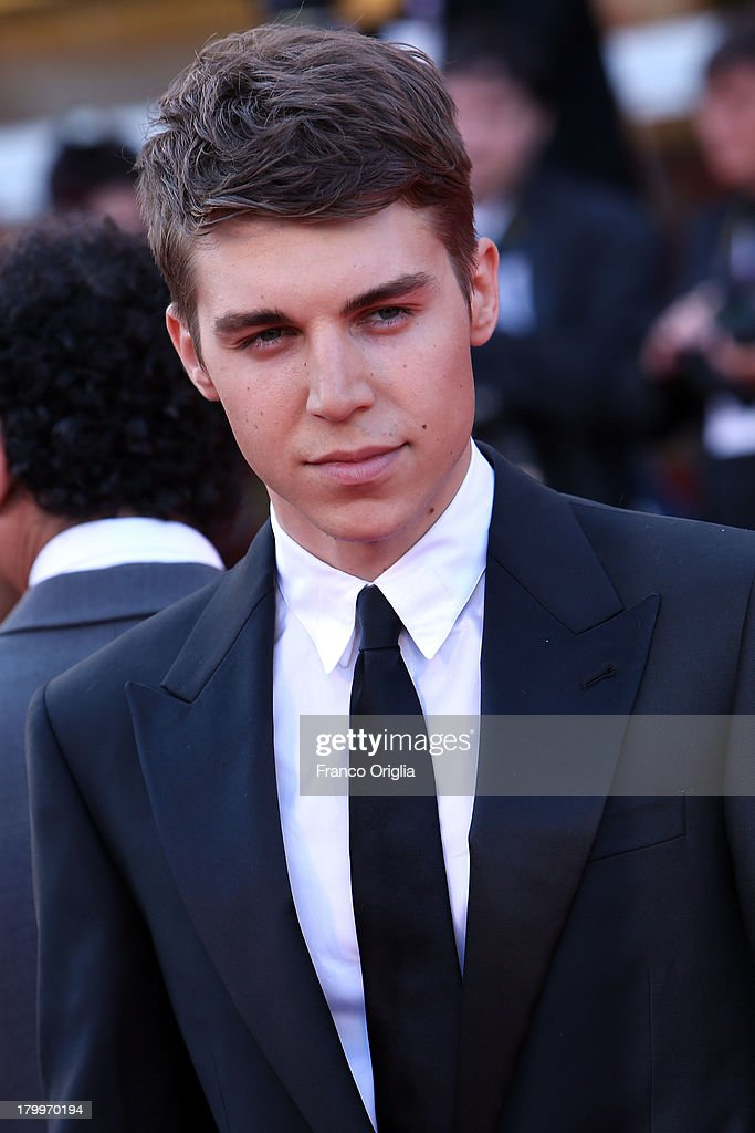 Nolan Gerard Funk attends the Closing Ceremony during the 70th Venice International Film Festival at the Palazzo del Cinema on September 7, 2013 in Venice, Italy.
