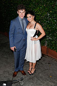 Nolan Gould and Ariel Winter attend the 2015 Entertainment Weekly PreEmmy Party at Fig Olive Melrose Place on September 18 2015 in West Hollywood...