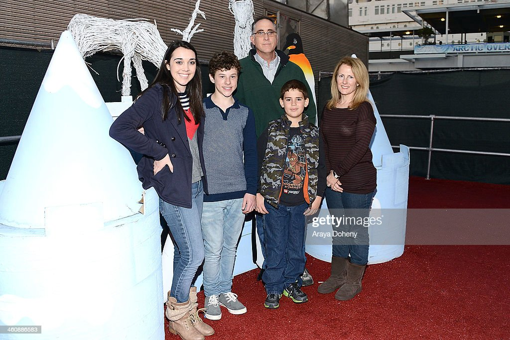 <a gi-track='captionPersonalityLinkClicked' href=/galleries/search?phrase=Nolan+Gould&family=editorial&specificpeople=5691358 ng-click='$event.stopPropagation()'>Nolan Gould</a> and the Ude family attend The Queen Mary's annual holiday event CHILL at The Queen Mary on January 5, 2014 in Long Beach, California.