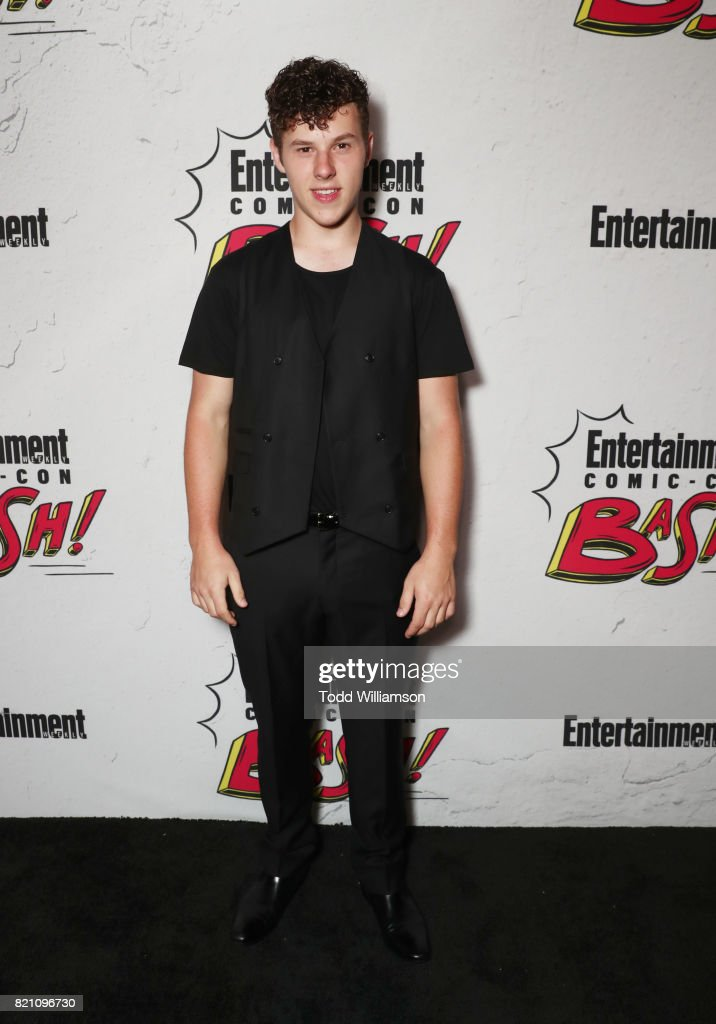 Nolan Gould at Entertainment Weekly's annual Comic-Con party in celebration of Comic-Con 2017 at Float at Hard Rock Hotel San Diego on July 22, 2017 in San Diego, California.