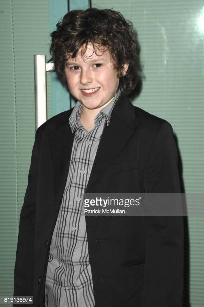 Nolan Gould attends Academy Of Television Arts Sciences Presents An Evening with 'Modern Family' at Leonard H Goldenson Theatre on March 3 2010 in...