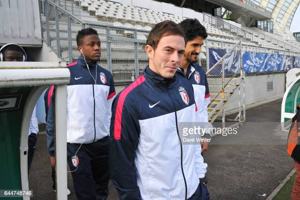 Nolan roux stock photos and pictures getty images - Amiens ac lille coupe de france ...