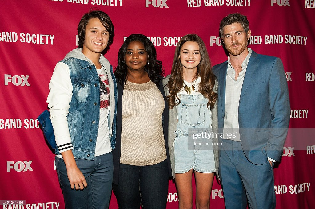 """FOX's """"Red Band Society"""" Special Screening And Q&A"""
