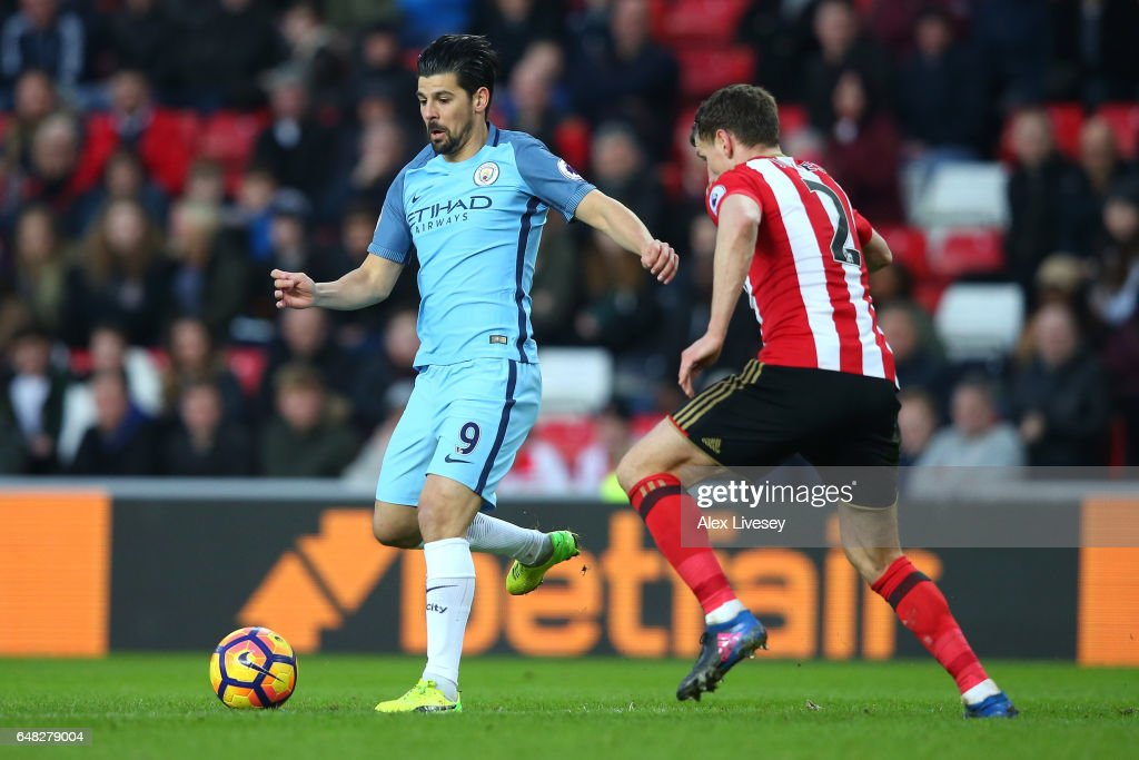 Sunderland v Manchester City - Premier League : News Photo