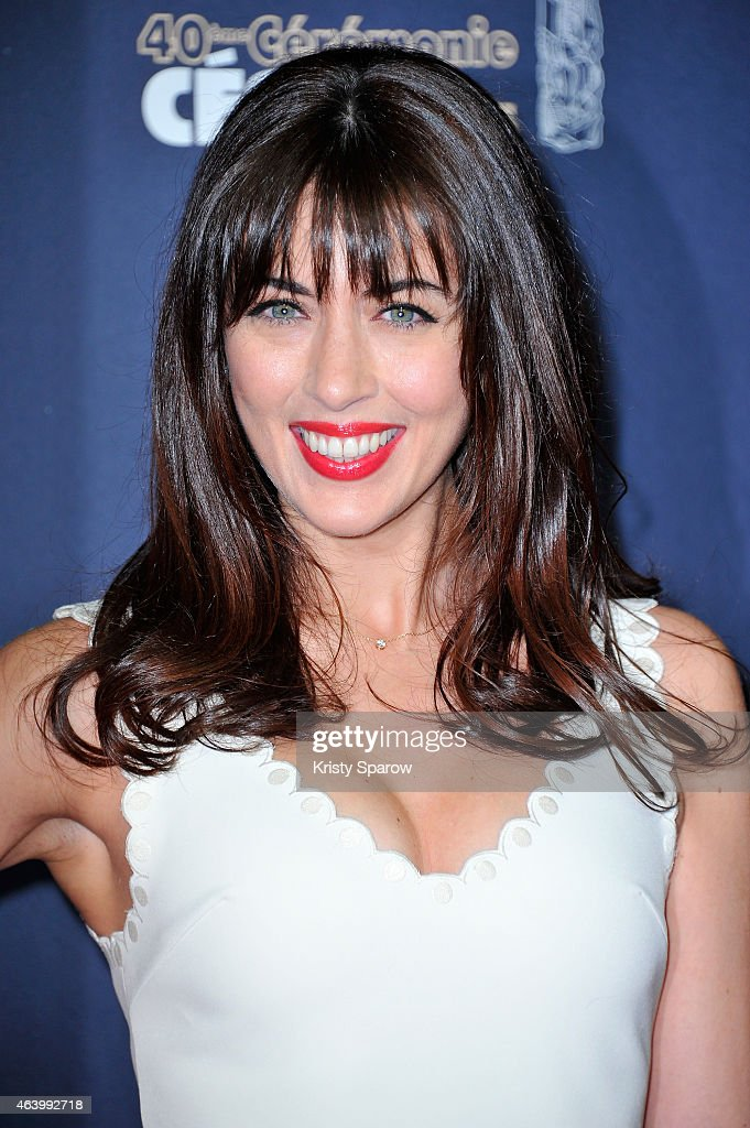 <a gi-track='captionPersonalityLinkClicked' href=/galleries/search?phrase=Nolwenn+Leroy&family=editorial&specificpeople=4343653 ng-click='$event.stopPropagation()'>Nolwenn Leroy</a> attends the 40th Cesar Film Awards at Theatre du Chatelet on February 20, 2015 in Paris, France.