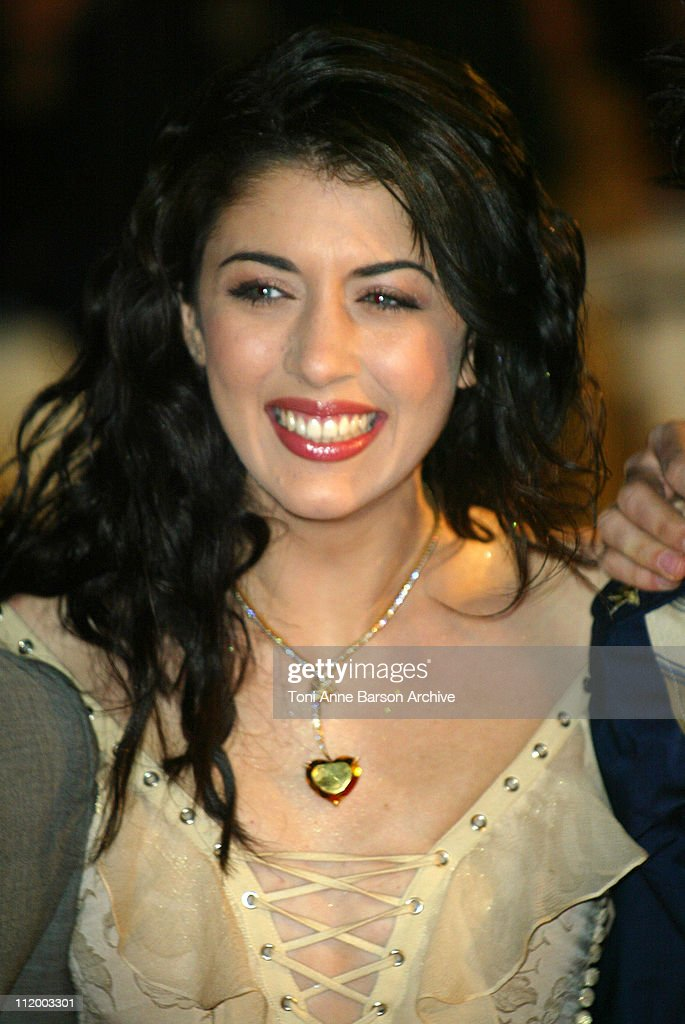 Nolwenn Leroy of Star Academy 2 during NRJ Music Awards 2003 Cannes Arrivals at Palais des Festivals in Cannes France