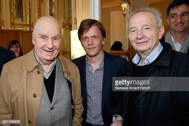 Nominated for 'Moliere du Comedien dans un spectacle de Theatre prive' for 'A tord et a raison' Michel Bouquet Nominated for 'Moliere de l'Humour'...