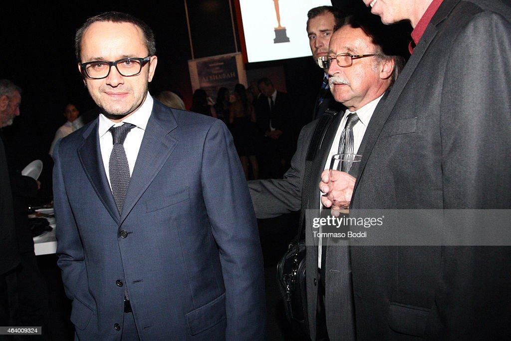 87th Annual Academy Awards Oscar Week Celebrates Foreign Language Films