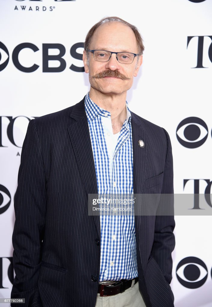 Nominee David Hyde Pierce attends the 2017 Tony Awards Meet The Nominees Press Junket at the Sofitel New york on May 3, 2017 in New York City.