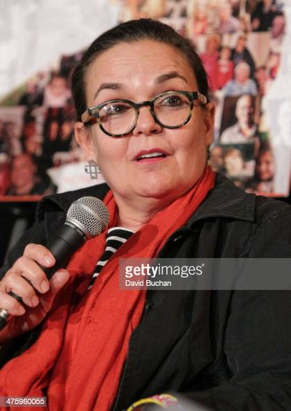 Nominee Designer Alice Baker attends The Art Of Production Design a panel discussion with the Oscar nominees for achievement in production design at...